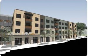 2717 s lamar new project rendering