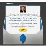 Mark Pustka, LinkedIn