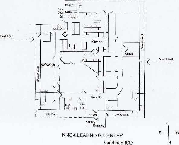Floor Plan Building