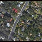 Aerial Austin Land