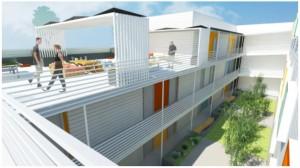 South Lamar Affordable Housing