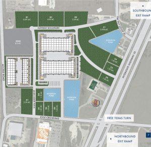 Hays Commerce Center For Sale