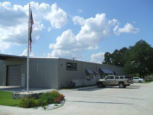 Lockhart Warehouse Office