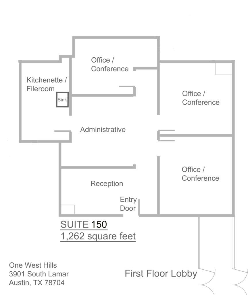3901 S Lamar Suite
