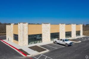 Flex Office Warehouse Building Kyle TX