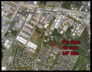 Sold Multifamily Land